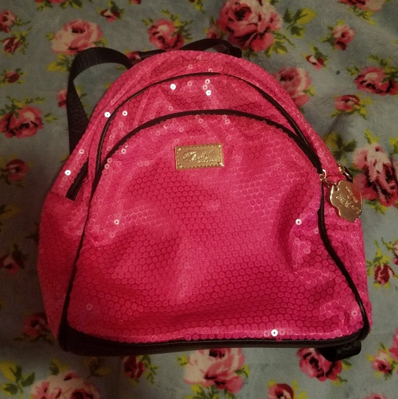 Betsey Johnson Handbags - Betsey Johnson back pack